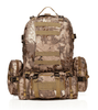 Image of Large Capacity 50L Tactical Outdoor Military Rucksacks Backpack