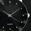 Image of Black Stainless Steel quartz watch