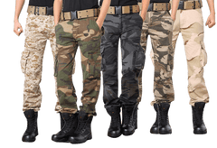 Military Tactical Camo Pants