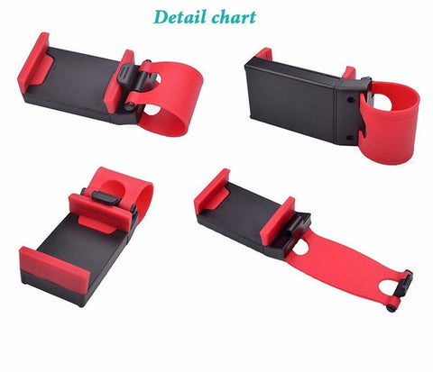 Car Phone Holder Silicon Case