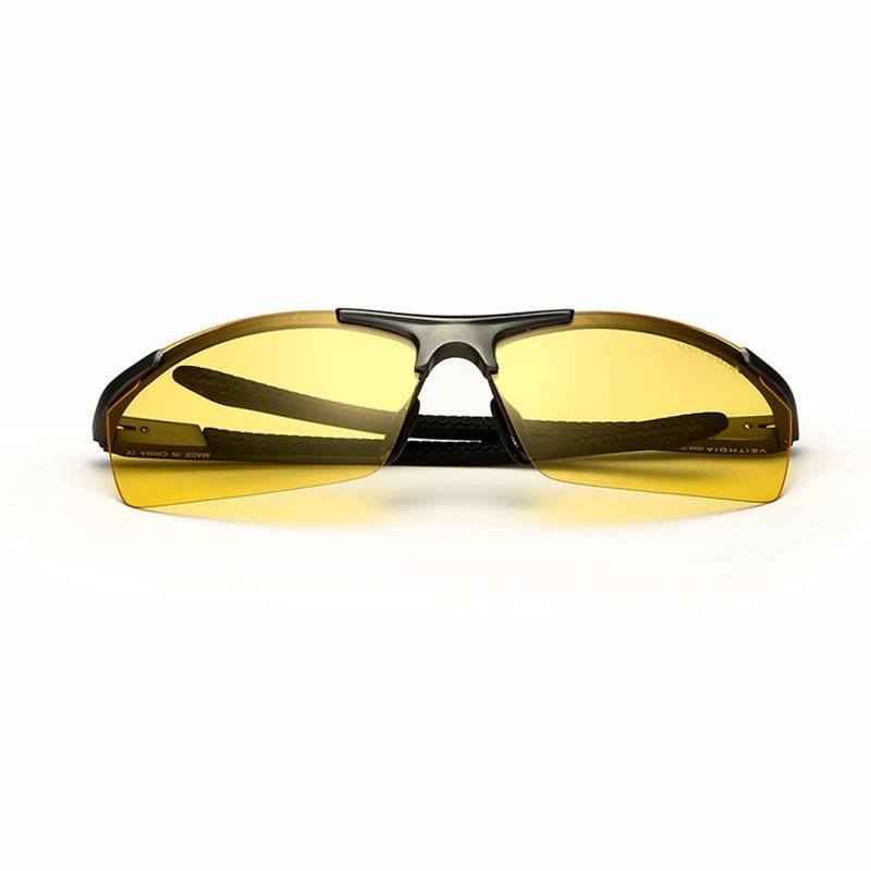 men's yellow frame