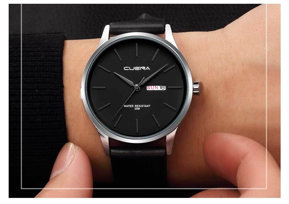 simple watch for men