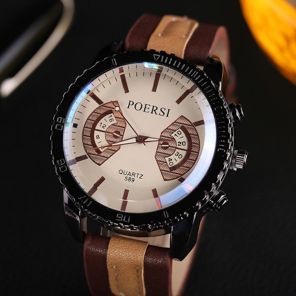 chronograph quartz casual rhinestone business from wristwatch shiny watch wrist in men item trendy clock crystal watches