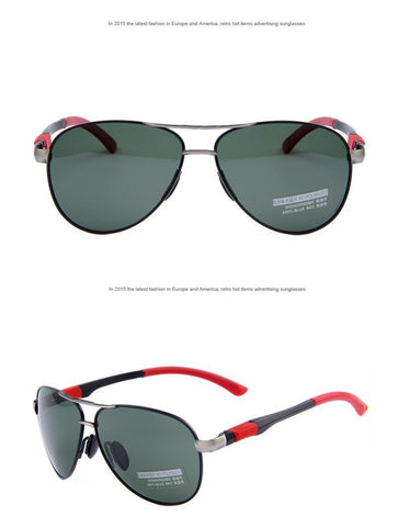 Men Brand Polarized Sunglasses
