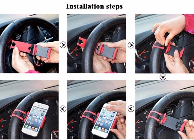 gps phone holders