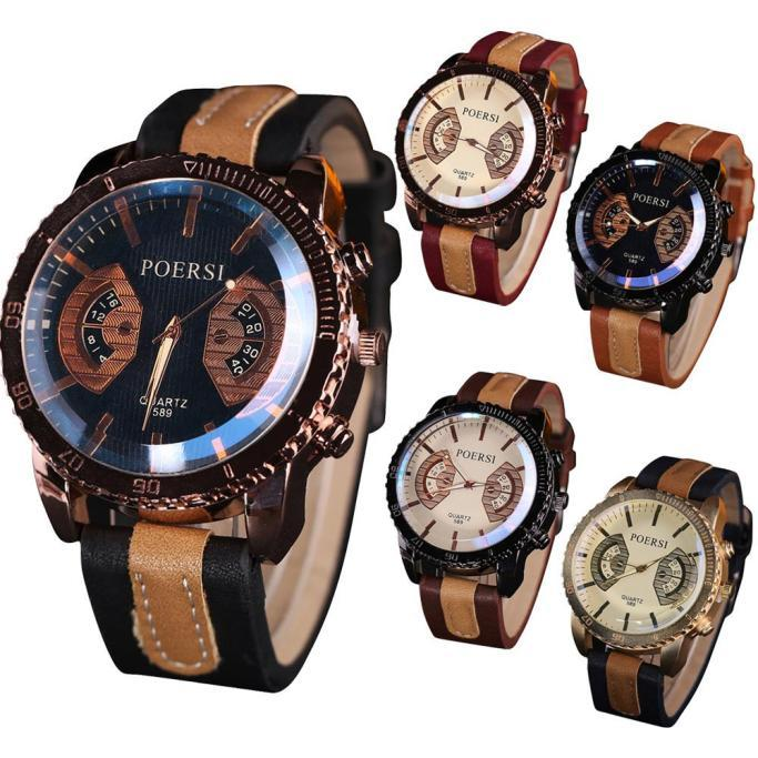 Men's free luxury watch