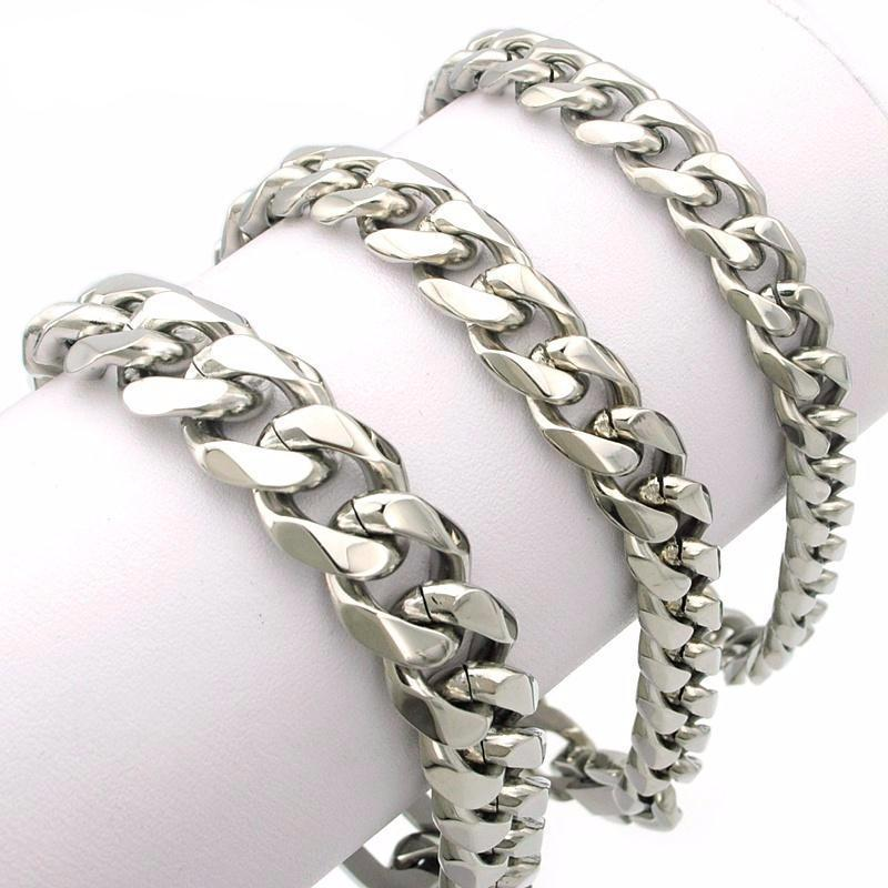Plated Stainless Steel Bracelets