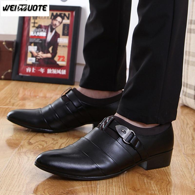 men's business shoes