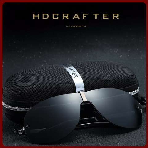 Polarized Outdoor Driving Sunglasses