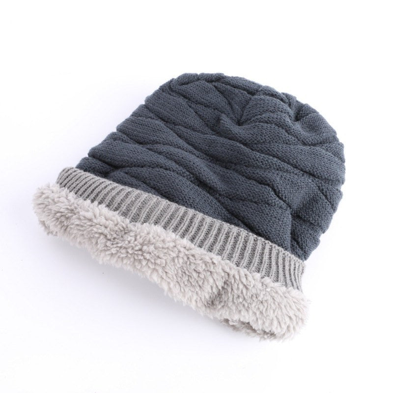 Knit Winter Cashmere Hip-Hop Beanie