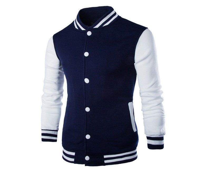 Hooded Baseball Varsity Jackets (16 colors)