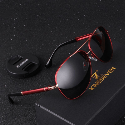 KINGSEVEN Retro Quality Brand Original Sunglasses