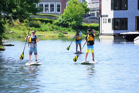 Seattle Paddleboarding Lessons