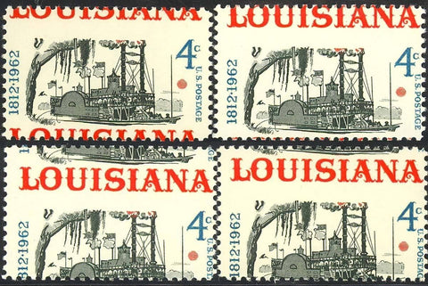 1197, FOUR DIFFERENT MISPERED ERRORS - LOUISIANA
