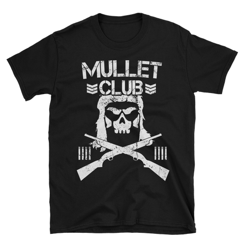 Mullet Club Short-Sleeve Unisex T-Shirt