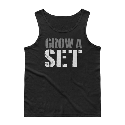 GROW A SET Tank Top