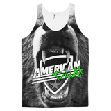 Monster In The Making Classic fit tank top (unisex)