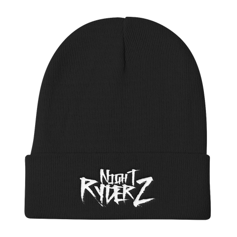 Night Ryderz Knit Beanie
