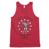 Life Liberty And The Persuit Of Gainz Classic tank top (unisex)