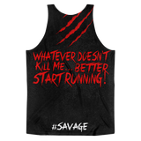 Savage Classic fit tank top (unisex)