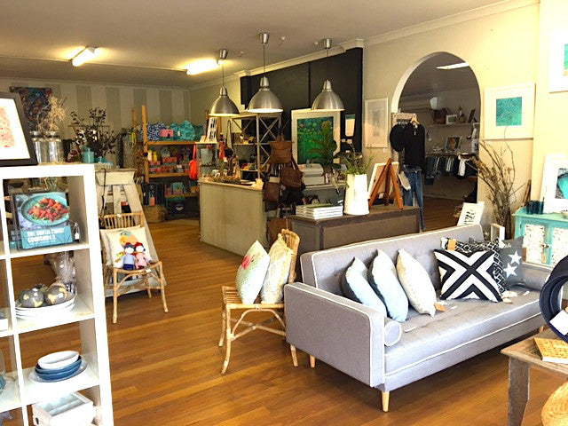Beachside Emporium Kiama Boutique, gallery and homewares store