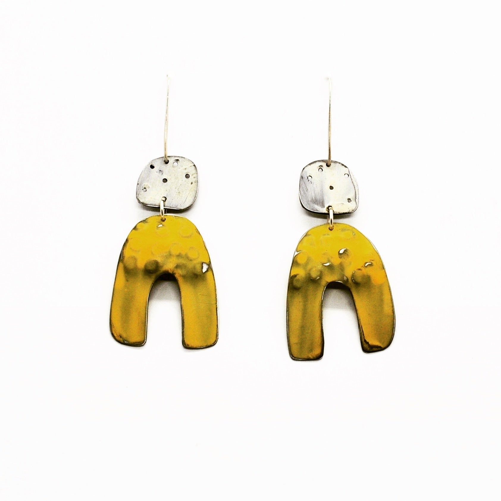 Little Anvil Studio, Pure Anvil, Earrings, Female