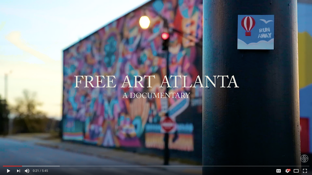 community feature / Free Art Documentary by Riki Prosper
