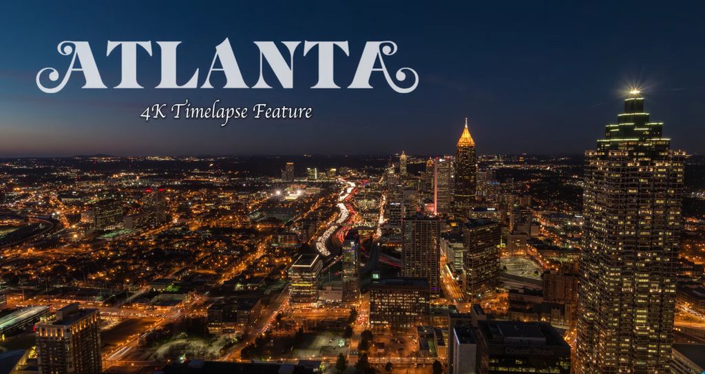 Video Feature / Atlanta Timelapse (4K)