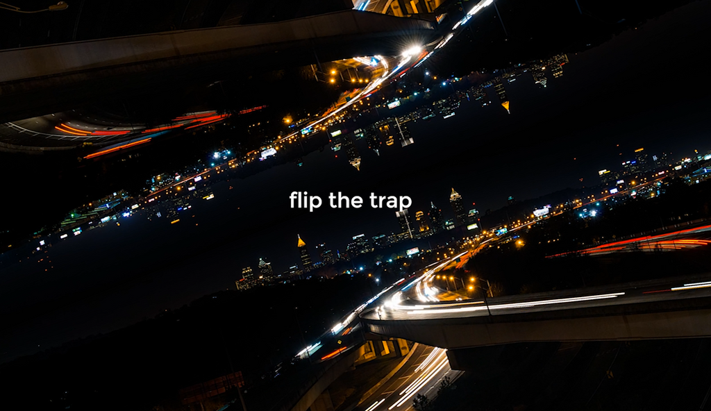 Video Feature // Flip the trap