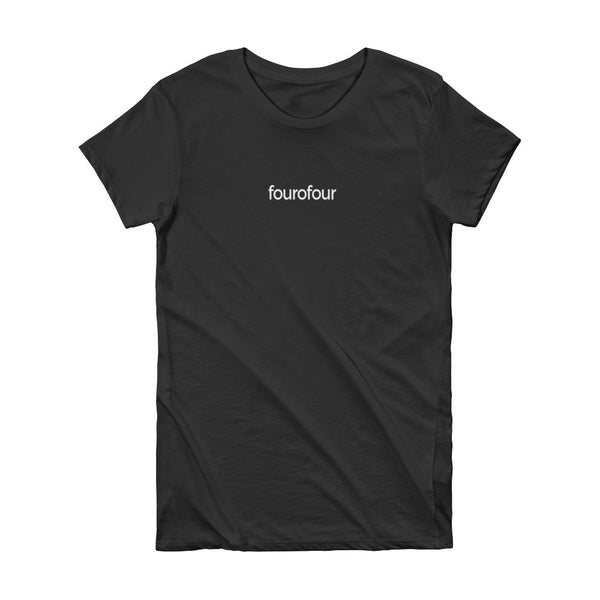 fourofour / Ladies Short Sleeve
