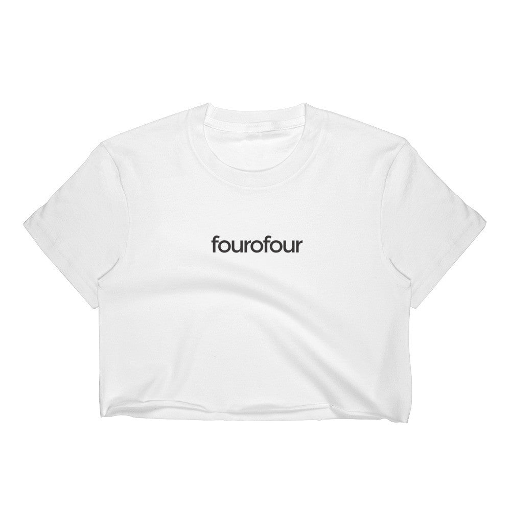fourofour / Women's Crop Top