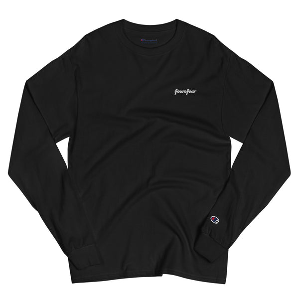 fourofour v.2 / Champion Long Sleeve Shirt