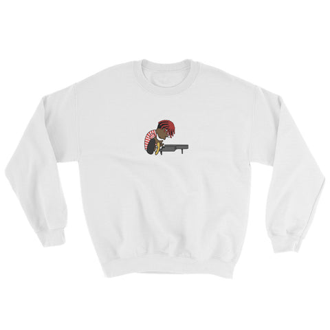 Lil Boat On The Lil Beat / Crew Neck Sweater (In-house)