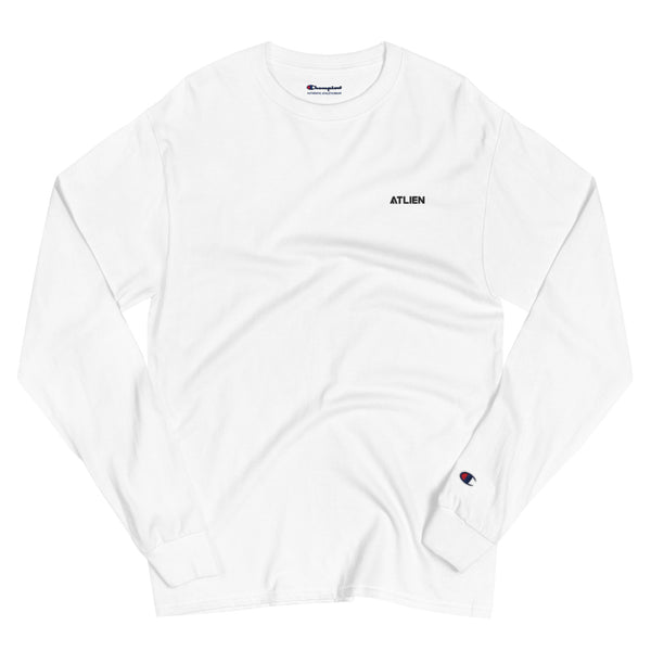 ATLIEN v.1 // Champion Long Sleeve Shirt