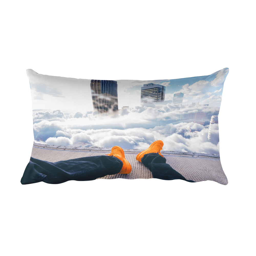 I know my role | Rectangular Pillow