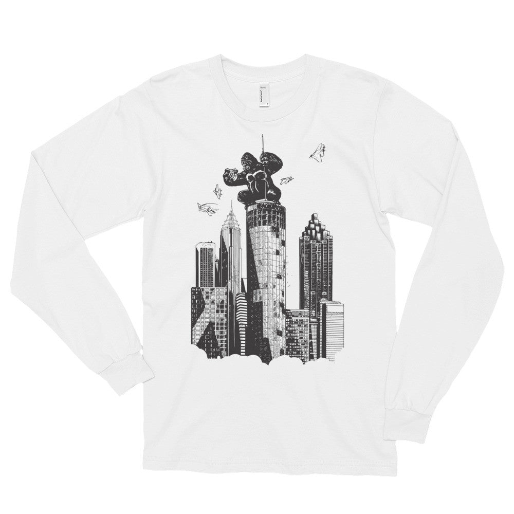 Kong of Atlanta Longsleeve (pick up only)