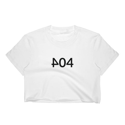 404 / Women's Crop Top