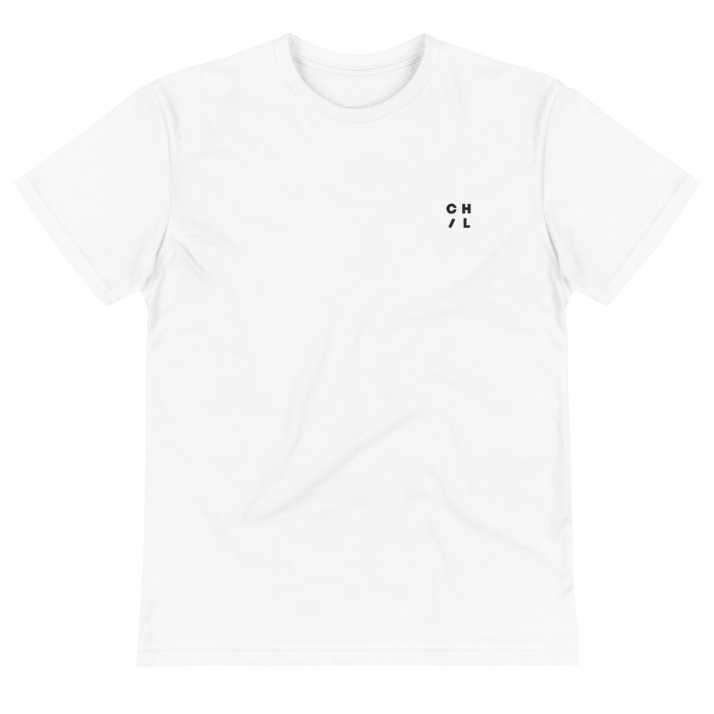 CHIL / Sustainable T-Shirt (White)
