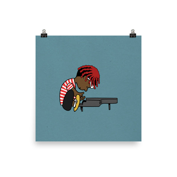 Lil Boat On The Lil Beat  |  Poster