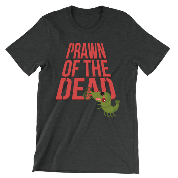 Movie The Food - Prawn Of The Dead T-Shirt