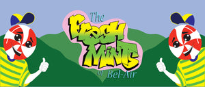 Movie The Food - The Fresh Mints Of Bel-Air Mug - Design Detail