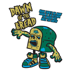 Movie The Food - Dawn Of The Bread - Design Detail