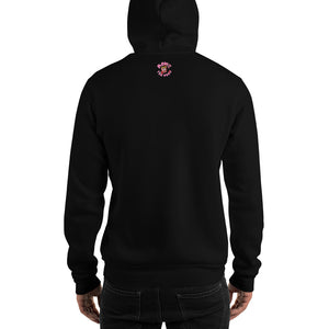 Movie The Food - I-Scream Hoodie - Limited Edition Black - Model Back