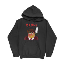 Load image into Gallery viewer, Movie The Food -Mango Unchained Hoodie - Black