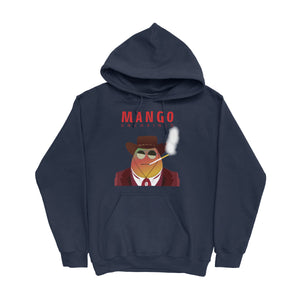 Movie The Food -Mango Unchained Hoodie - Navy