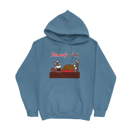 Movie The Food - Rosemary's Gravy Hoodie - Indigo Blue
