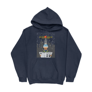 Movie The Food - Scone Alone 2 Hoodie - Navy