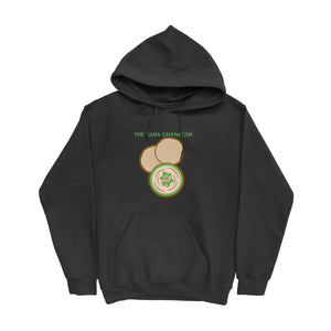 Movie The Food - The Baba Ghanoush Hoodie - Black