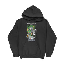 Load image into Gallery viewer, Movie The Food - Toastbusters Hoodie - Black