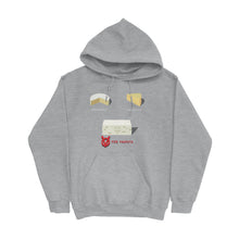 Load image into Gallery viewer, Movie The Food - V For Venfeta Hoodie - Heather Grey